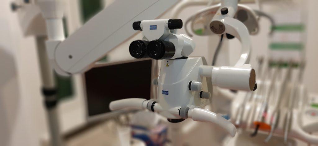 mikroskop do endodoncji