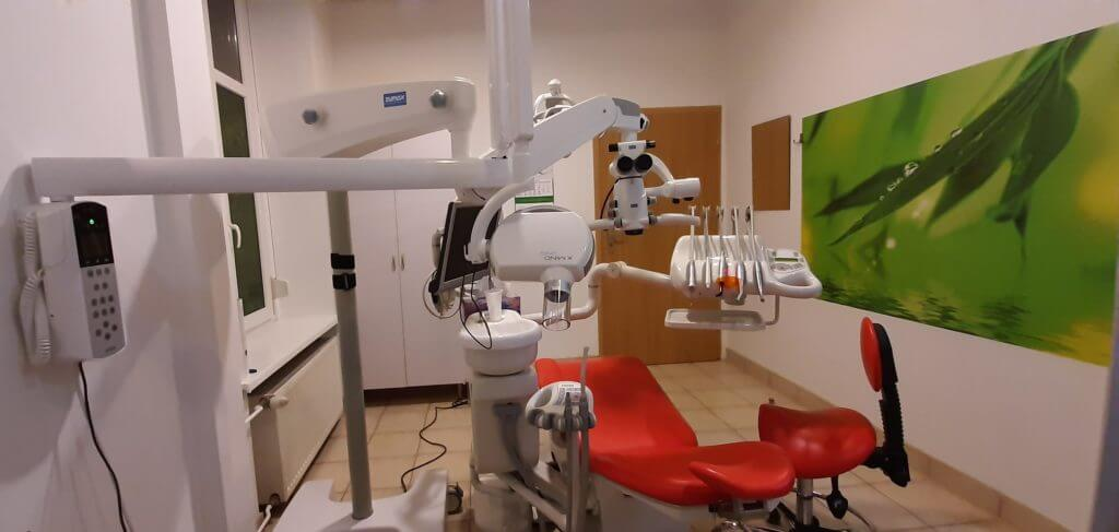 gabinet dentystyczny w gliwicach